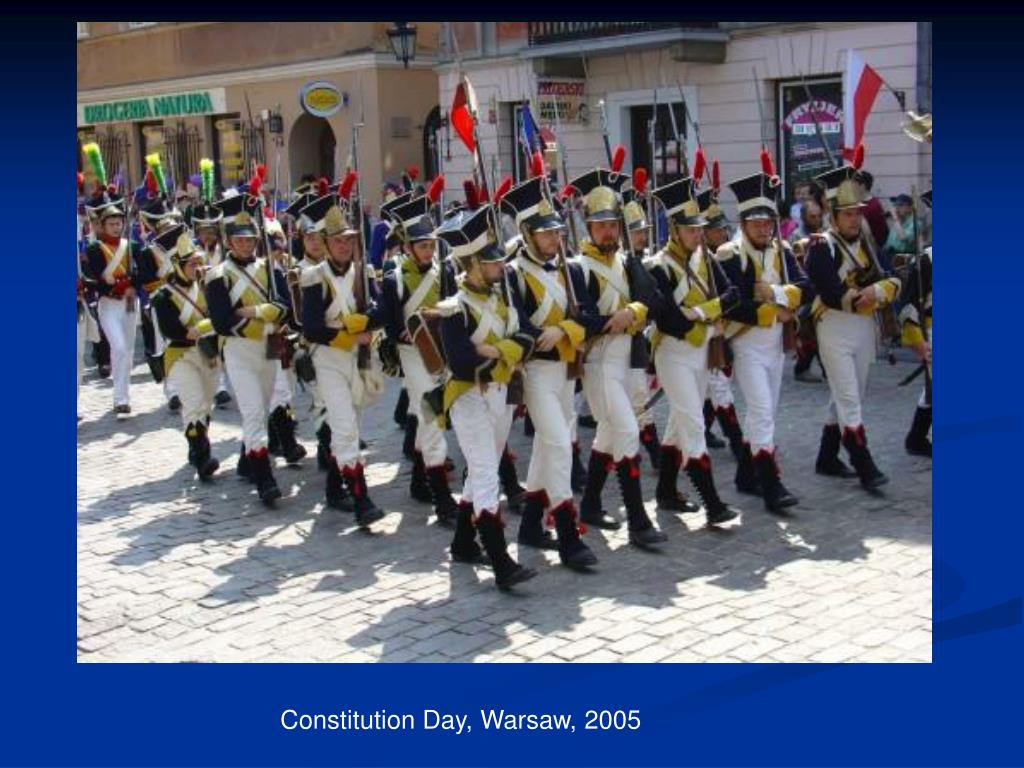 Constitution Day, Warsaw, 2005