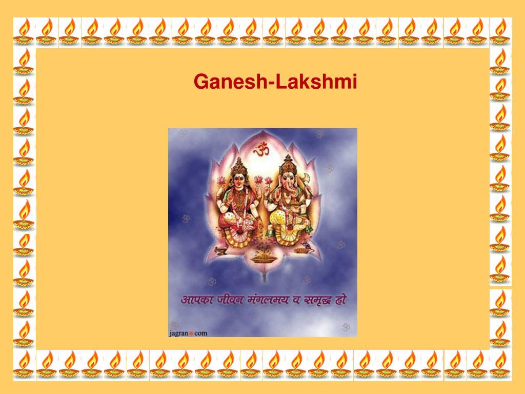 Ganesh-Lakshmi