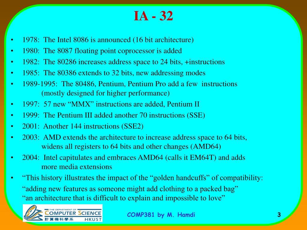 IA - 32