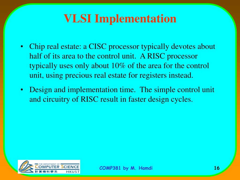 VLSI Implementation