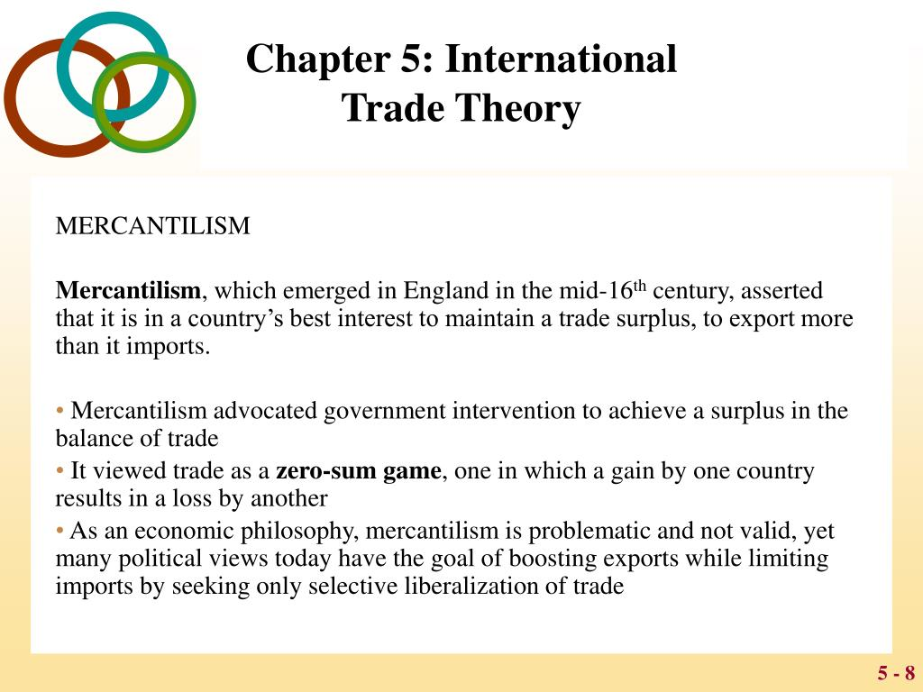 philosophy of mercantilism Europeans and native americans because of the economic philosophy of mercantilism ii prerequisites: the student will need to have a general.