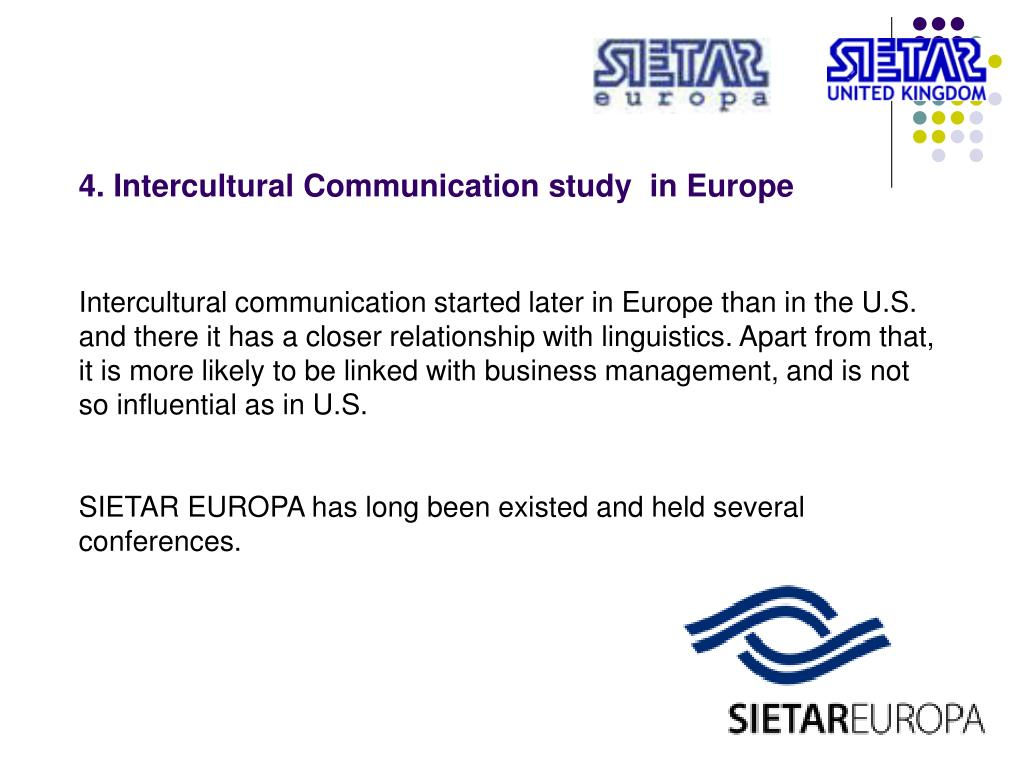 intercultural communication analysis View analysis of intercultural communication - 2014 from eng 200 at columbia southern university, orange beach journal of business behavioral sciences vol 26, no 3 fall 2014 an analysis of.