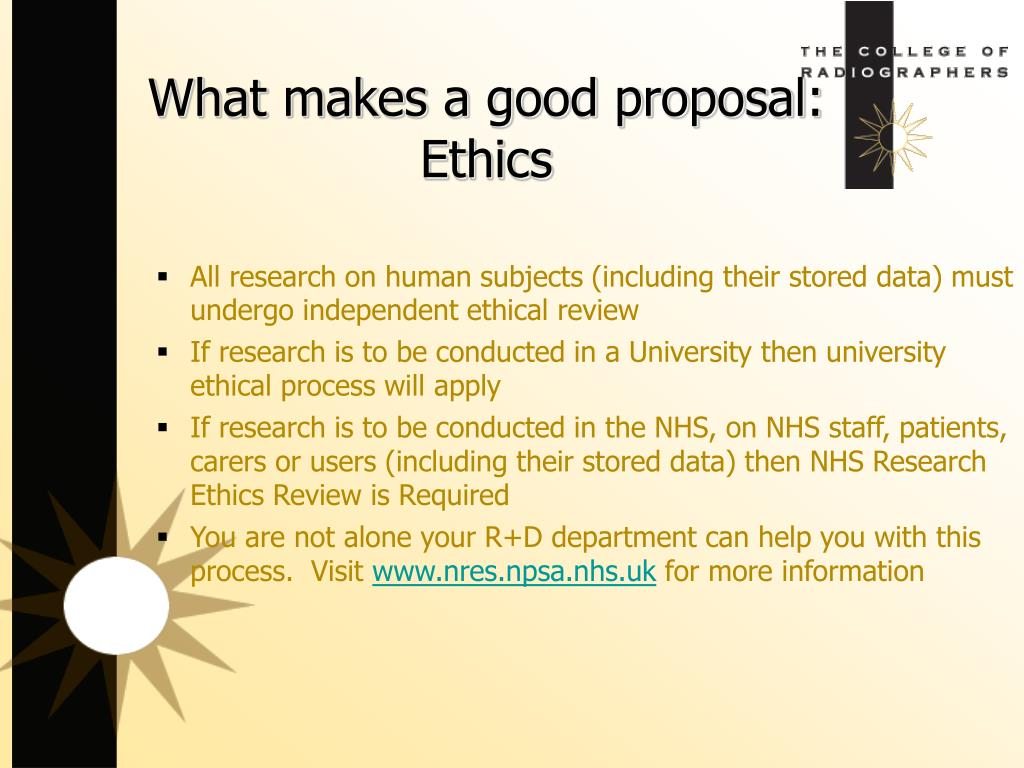 All research on human subjects (including their stored data) must undergo independent ethical review