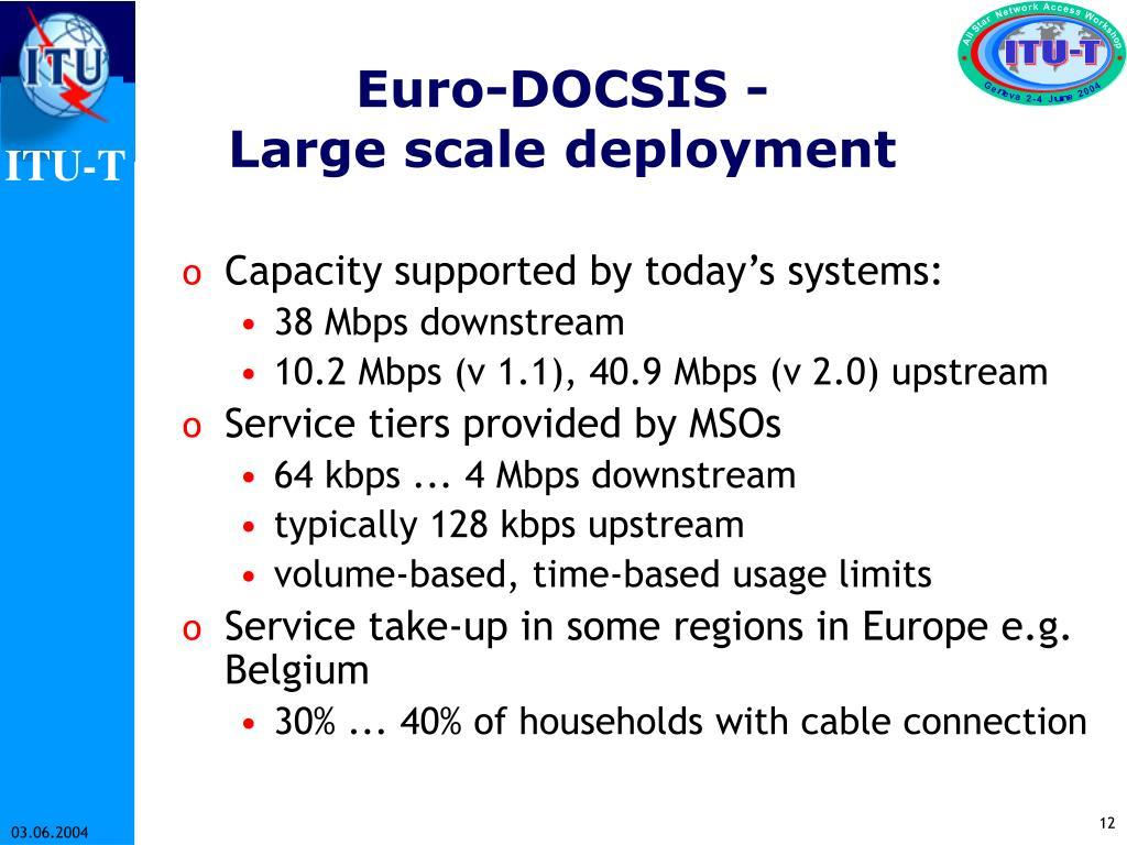 Euro-DOCSIS -