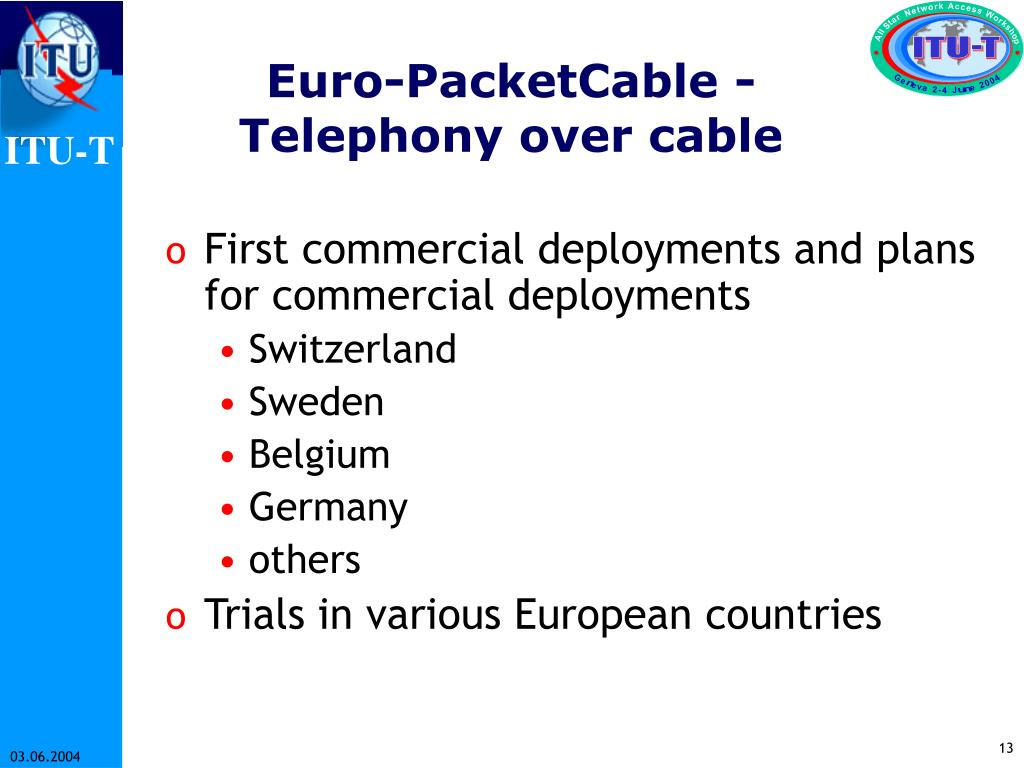 Euro-PacketCable -