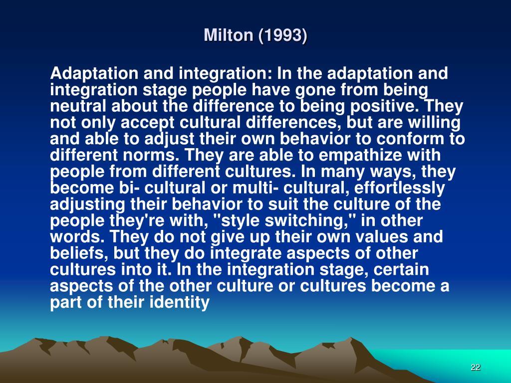 Milton (1993)