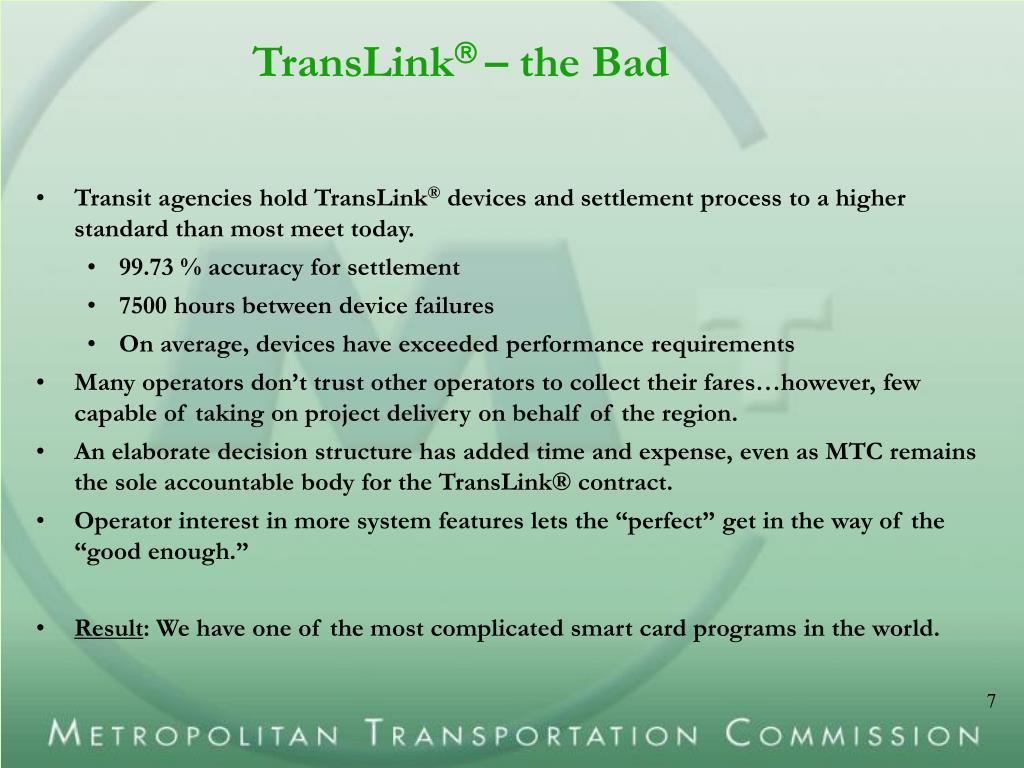 Transit agencies hold TransLink