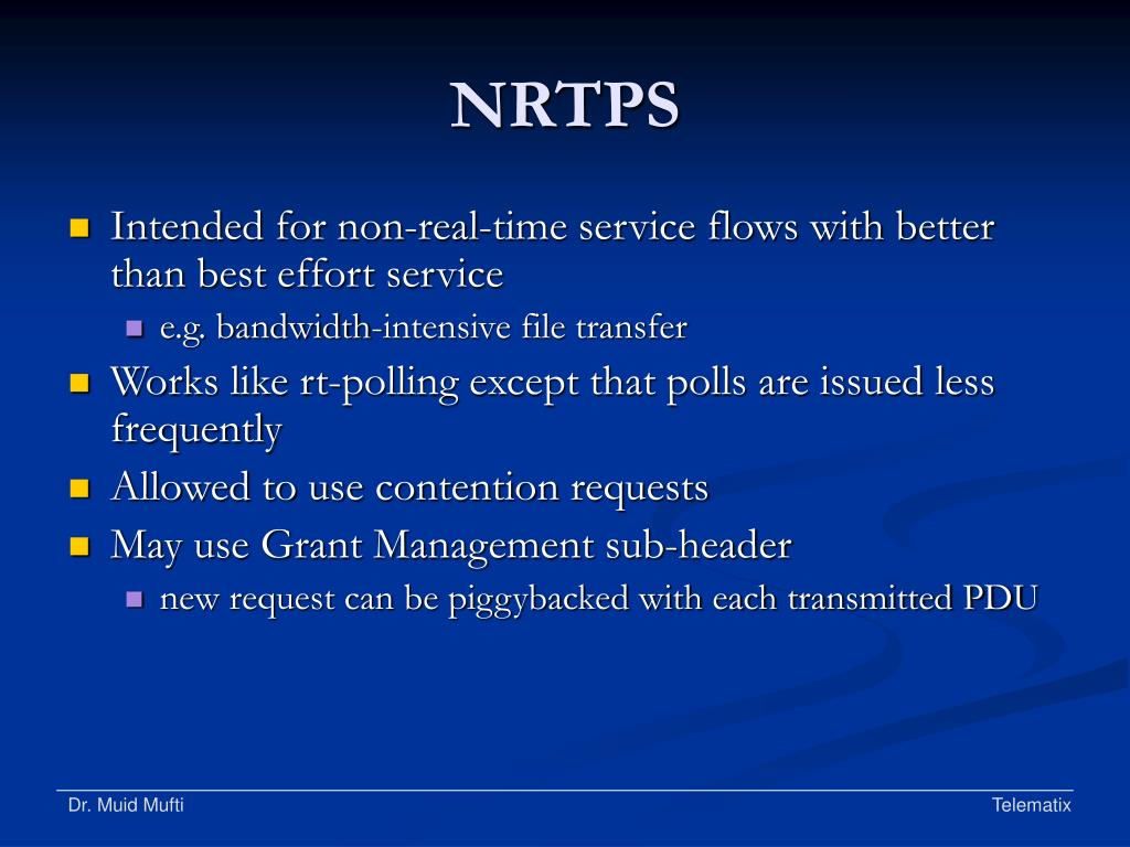 NRTPS