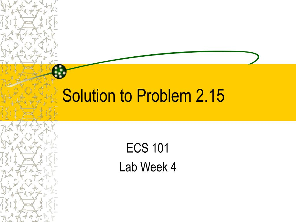 solution to problem 2 15