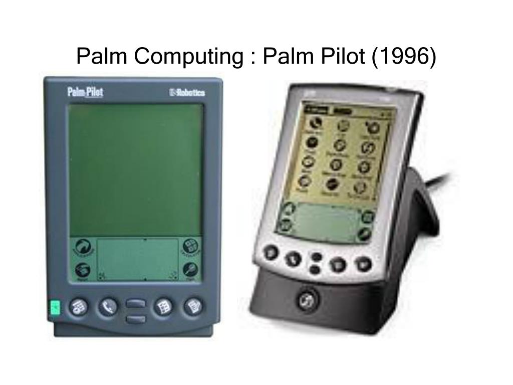 palm computing inc Start studying marketing chapter 1-4 for final learn vocabulary, terms (hp) acquired palm computing, inc, a manufacturer of personal devices and smart phones.
