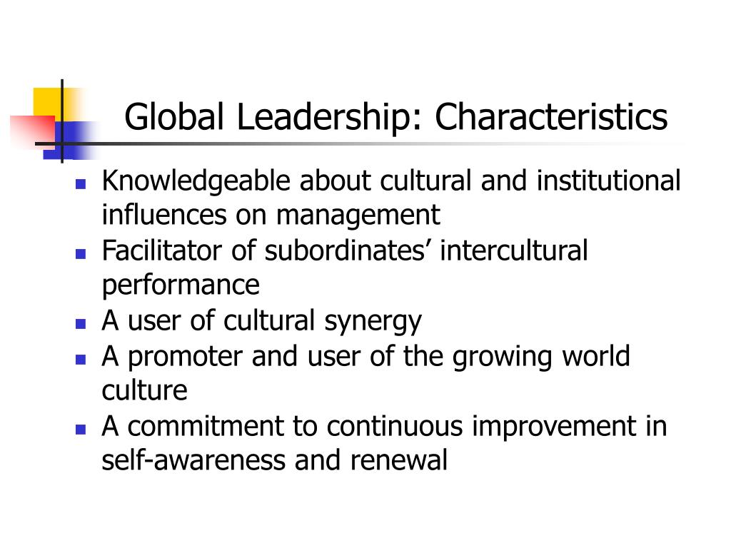 global leadership skills in multinational companies The impact of globalization on developing hr leadership skills  global companies need to develop  numbers of multinational companies demand e-skills.