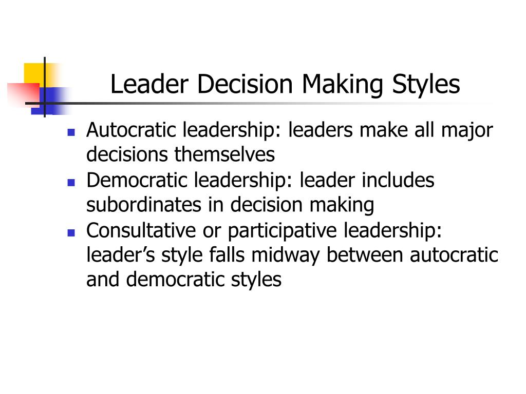 a leaders framework for decision making Decision making and problem solving strategies will help you to master the processes of practical thinking which lie behind effective decision making, problem solving and creative thinking john roland schultz, four-cornered leadership: a framework for making decisions english | isbn.