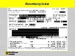 bloomberg ticket31
