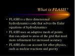 what is flash