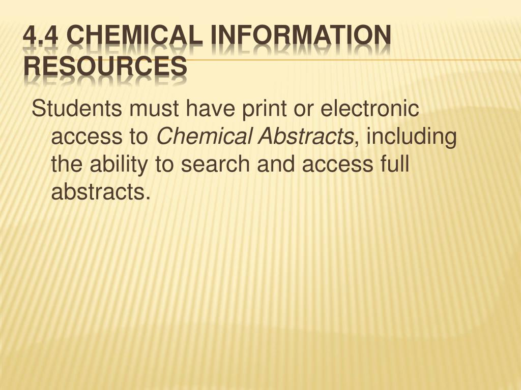 Students must have print or electronic access to