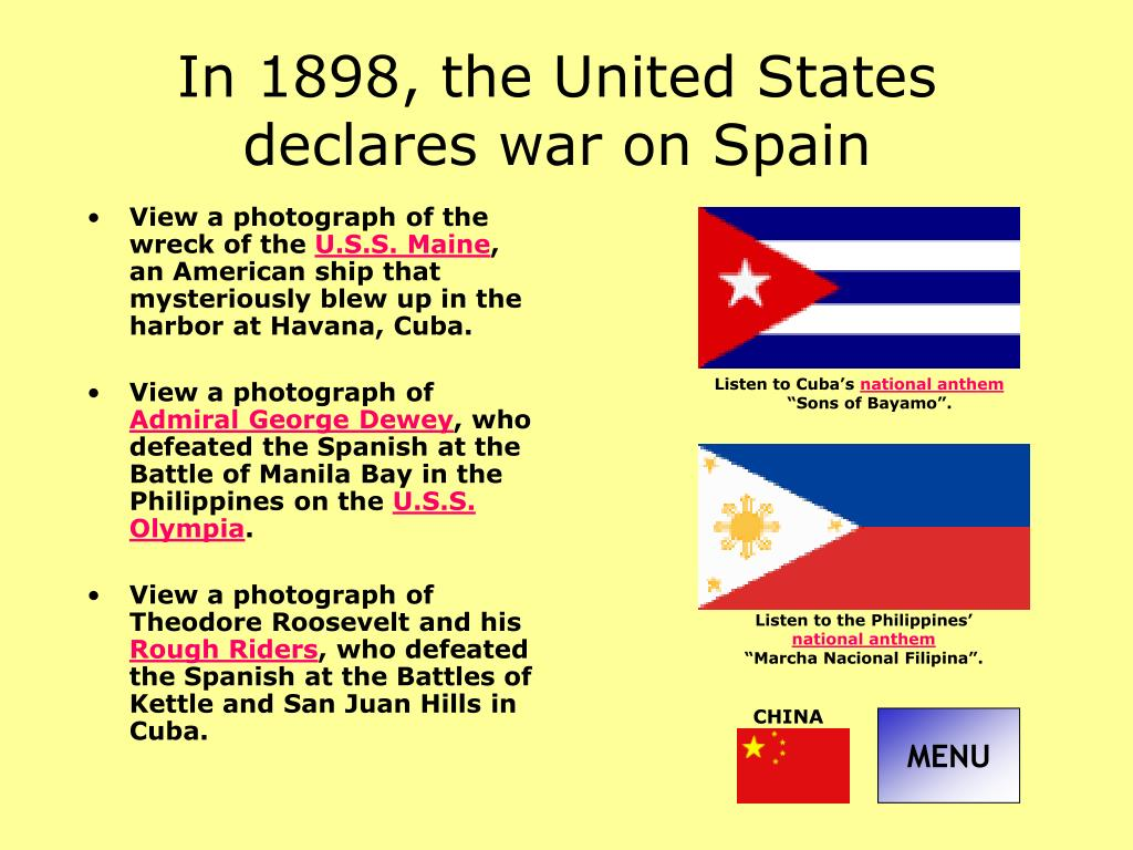 imperialism of united states in the During the brutal counterrevolution that followed, he singled out the united states  as a vital ally to democratic movements around the world.