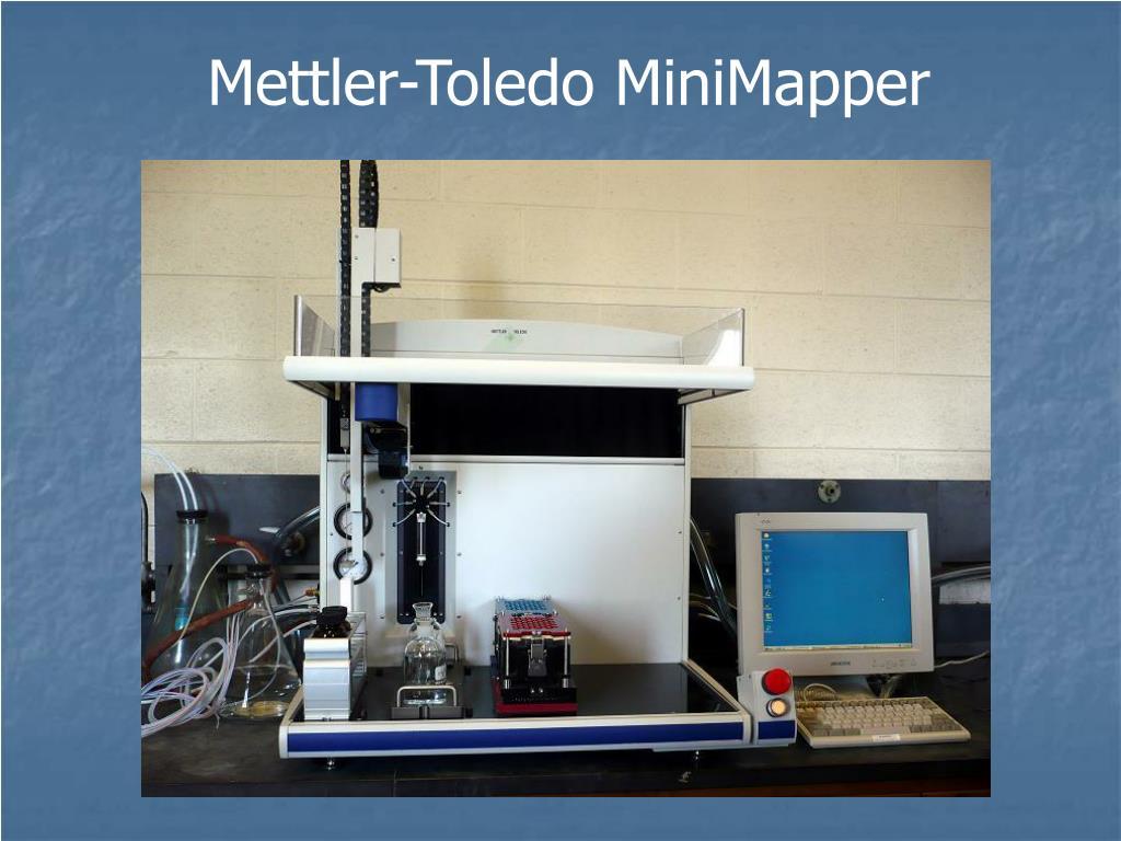 Mettler-Toledo MiniMapper
