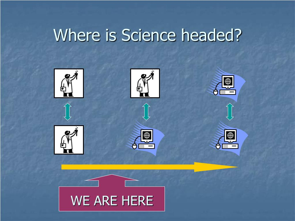 Where is Science headed?