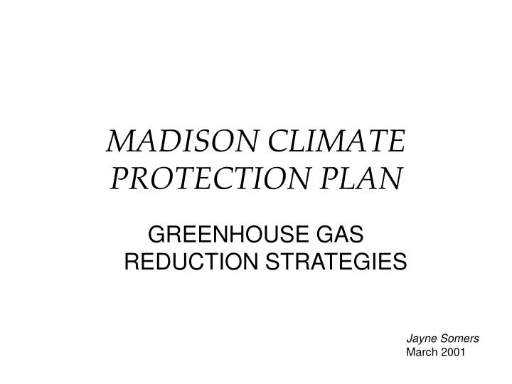 Madison climate protection plan l.jpg