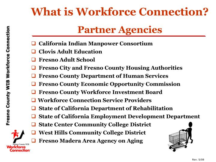 What is Workforce Connection?
