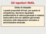 gli ispettori inail45