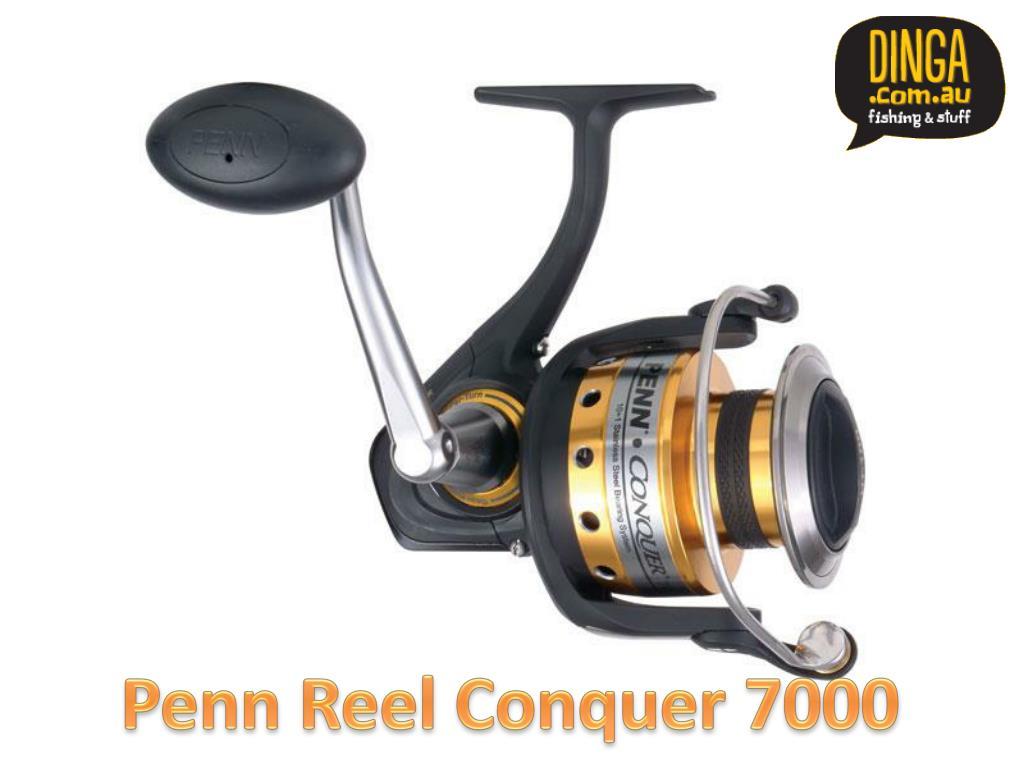 Penn Reel Conquer 7000
