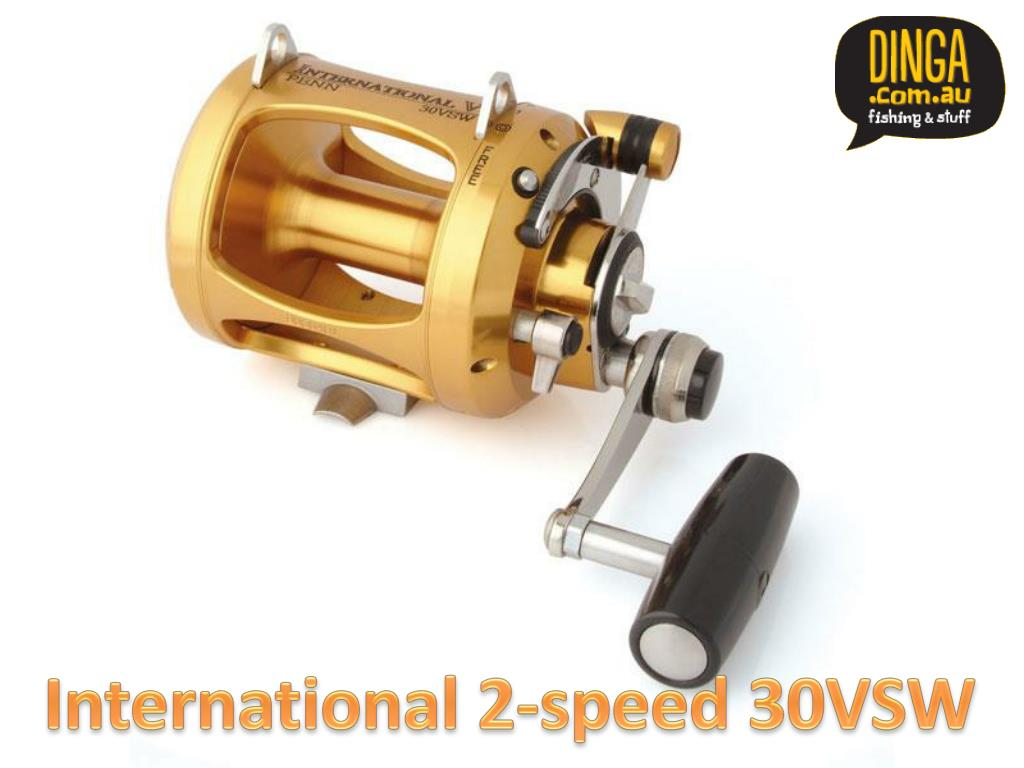 International 2-speed 30VSW