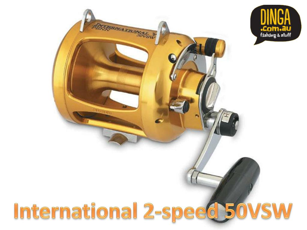 International 2-speed 50VSW