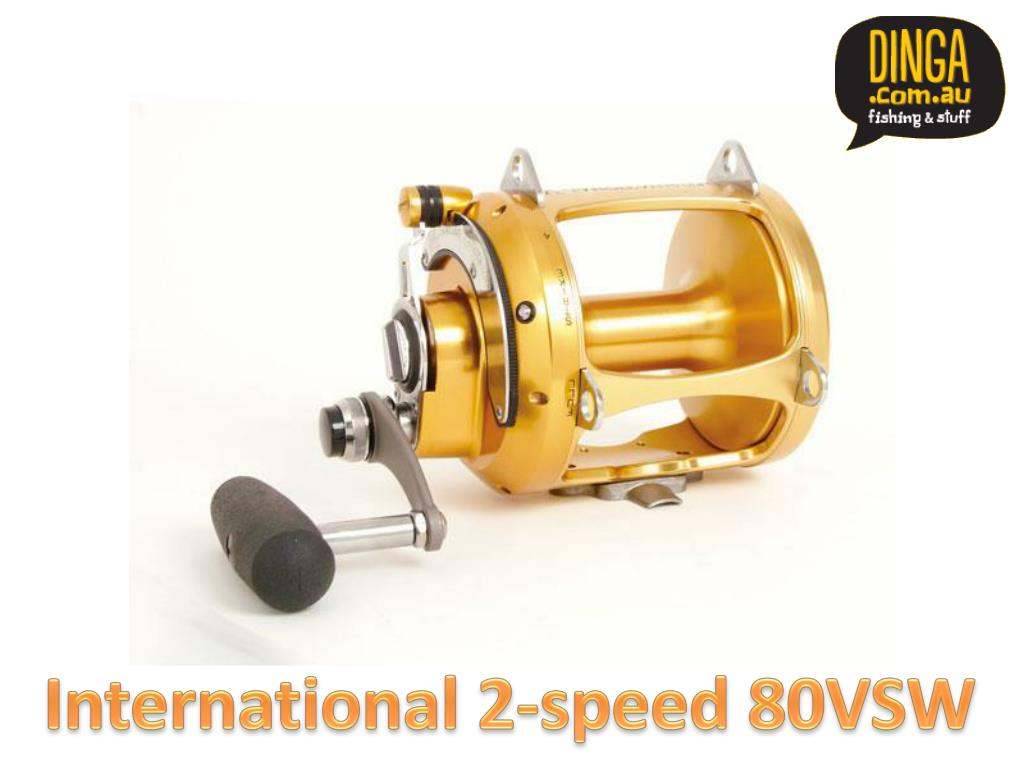 International 2-speed 80VSW