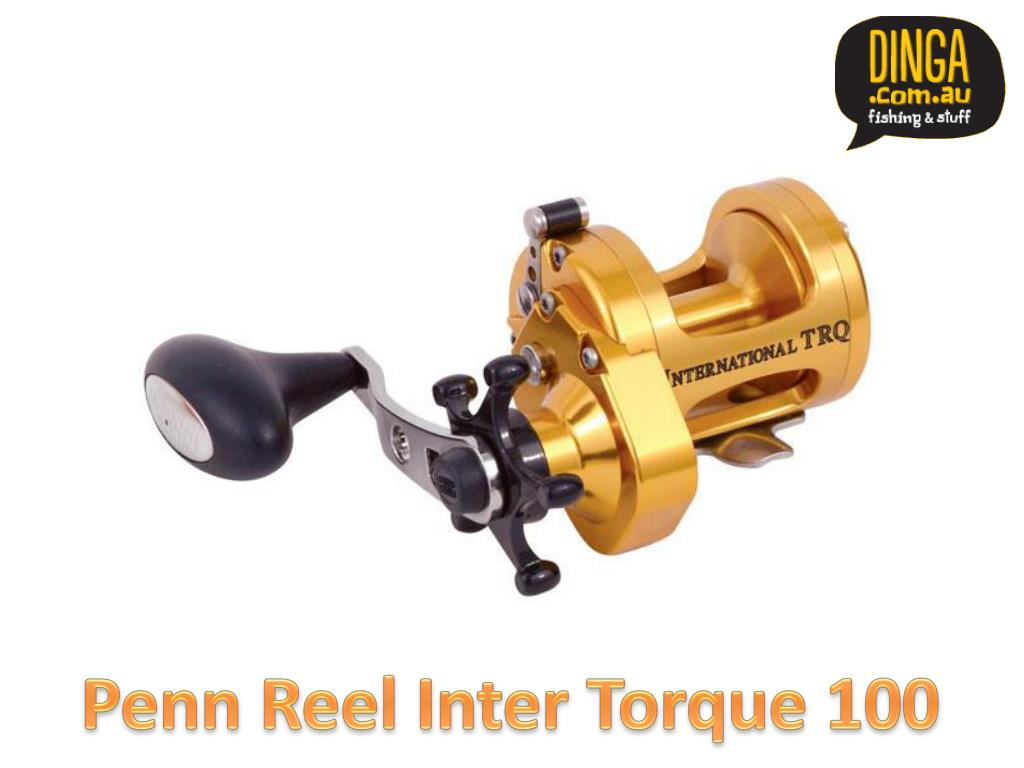 Penn Reel Inter Torque 100