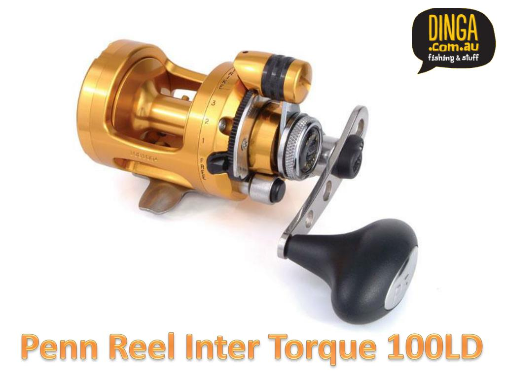 Penn Reel Inter Torque 100LD