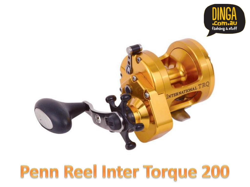 Penn Reel Inter Torque 200