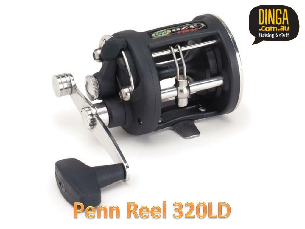 Penn Reel 320LD