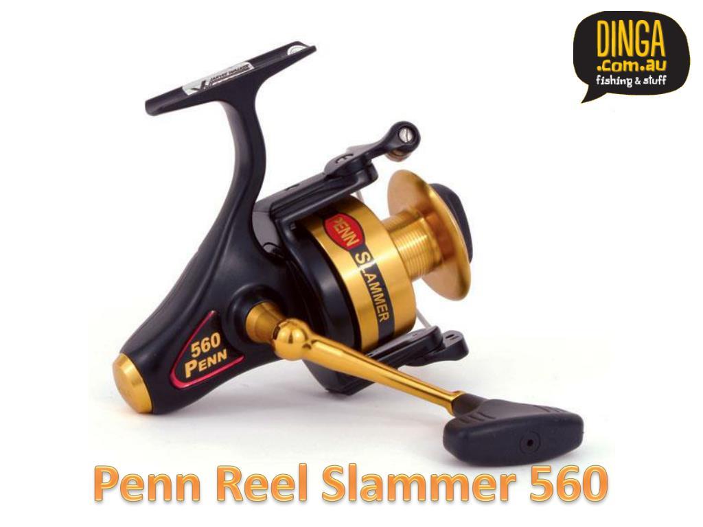Penn Reel Slammer 560