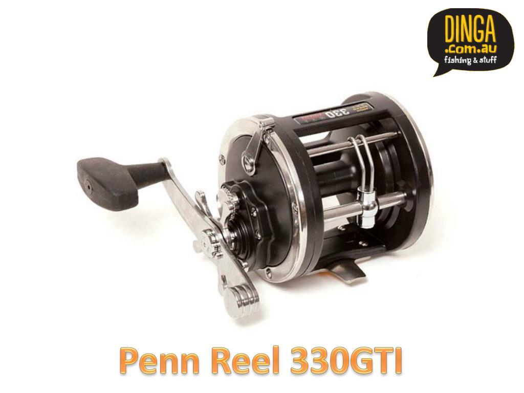 Penn Reel 330GTI