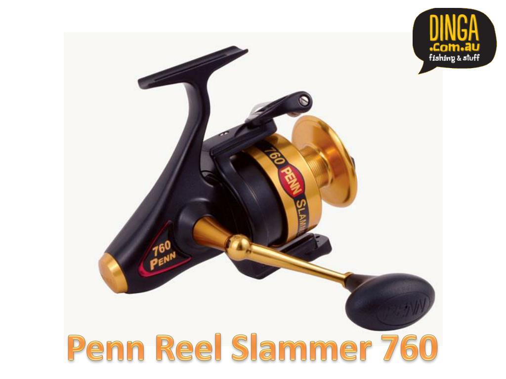Penn Reel Slammer 760