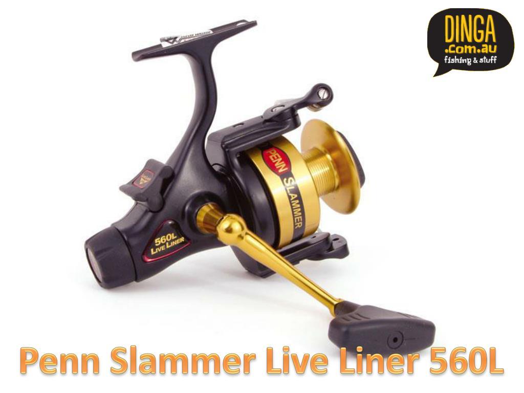 Penn Slammer Live Liner 560L