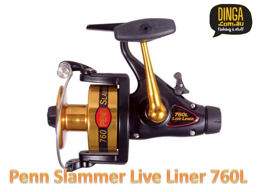 Penn Slammer Live Liner 760L