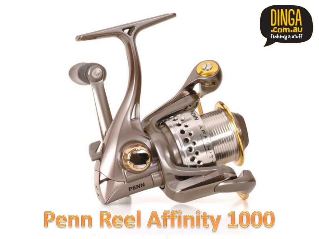 Penn Reel Affinity 1000