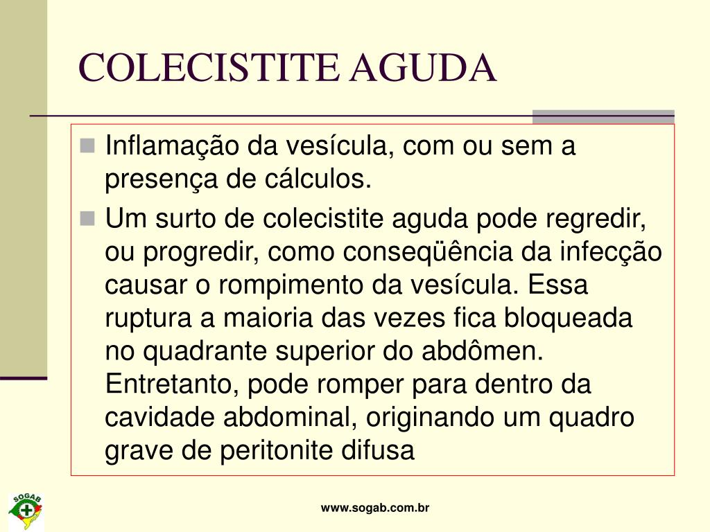 COLECISTITE AGUDA