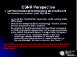 csnr perspective5