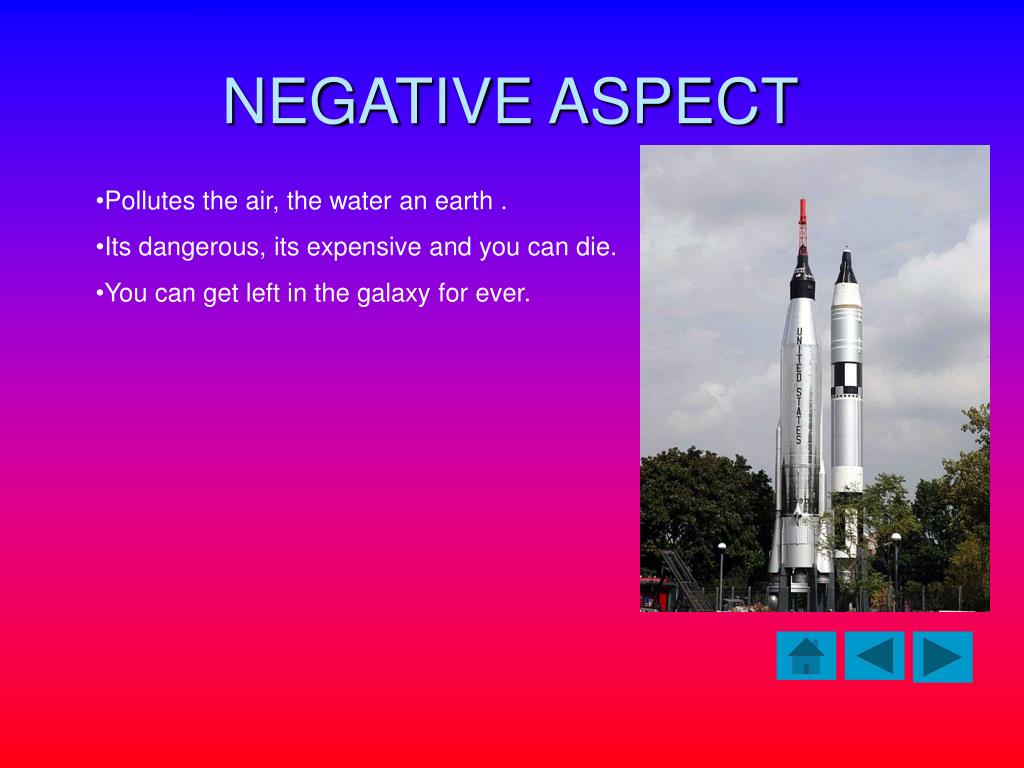 NEGATIVE ASPECT