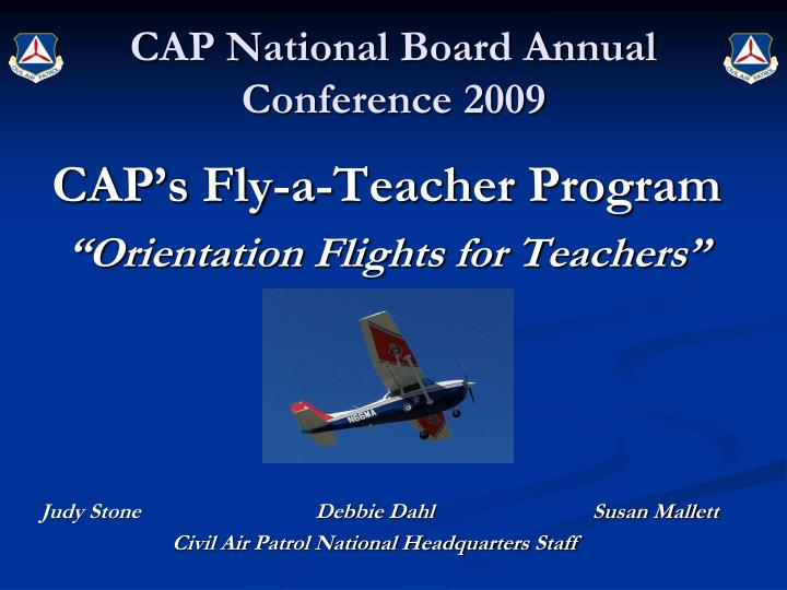 Cap national board annual conference 2009 l.jpg