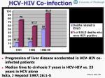 hcv hiv co infection17