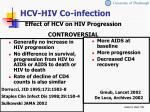 hcv hiv co infection18