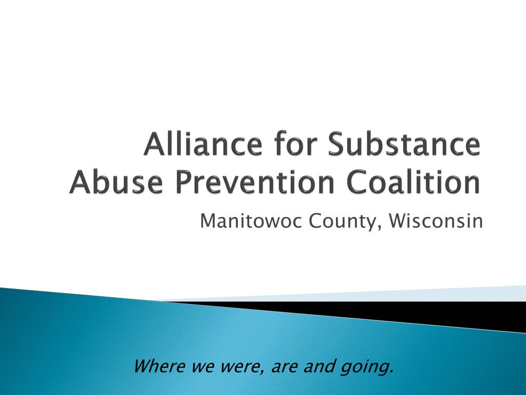 Alliance for Substance Abuse Prevention Coalition
