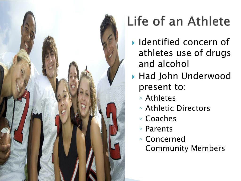 Life of an Athlete