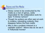 disney and the media