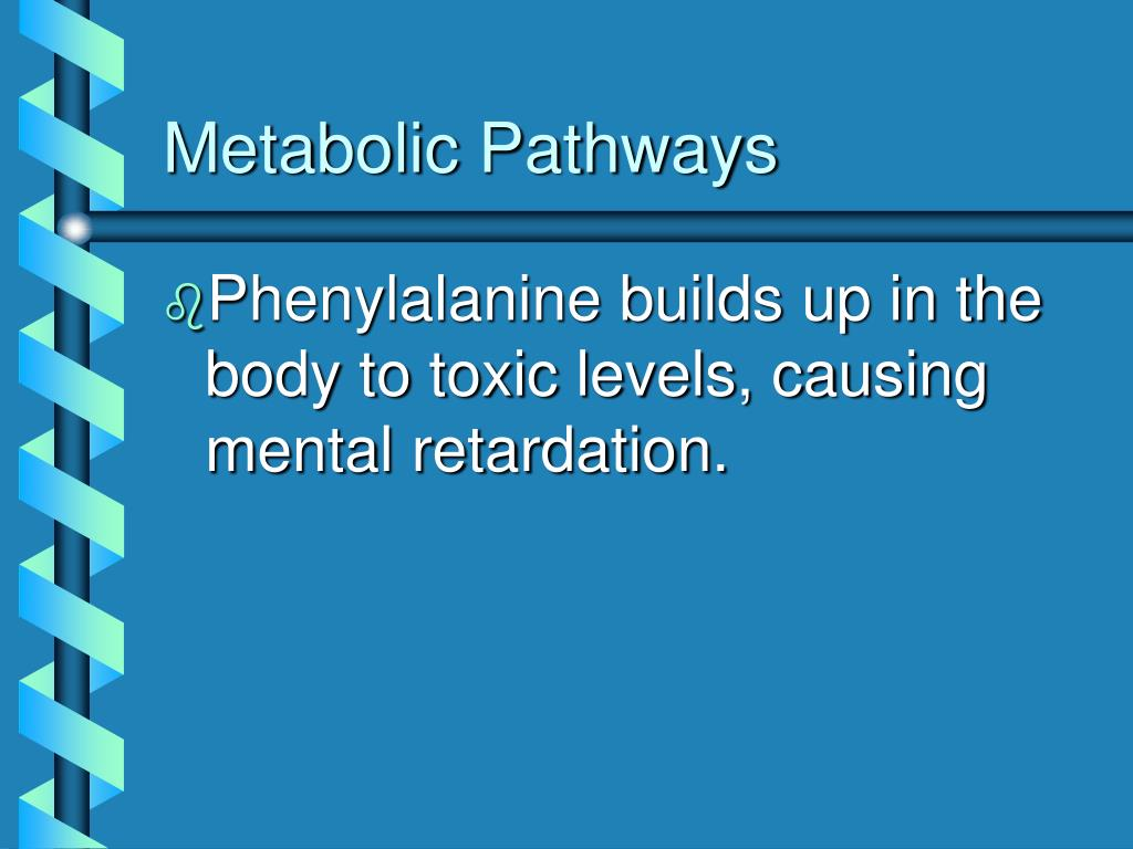 Metabolic Pathways