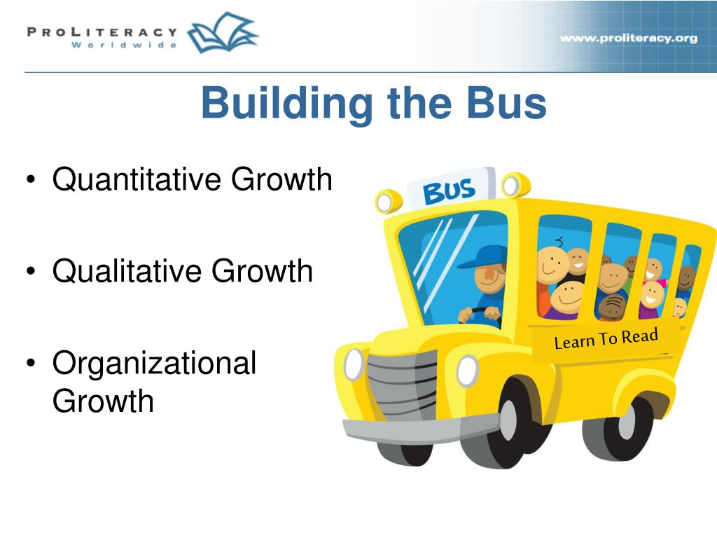 Building the Bus